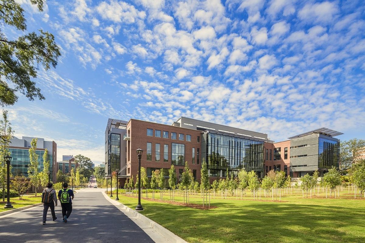 Georgia Tech achieved Living Building Challenge 3.1 Certification