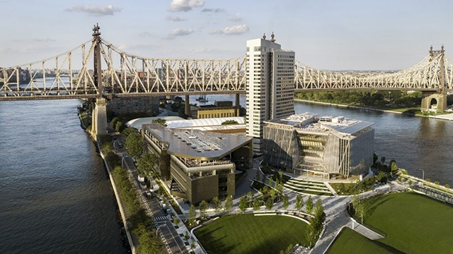 Cornell Tech: Building the Future of Sustainability