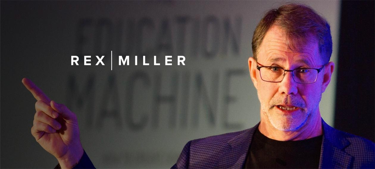 Award-Winning Futurist Rex Miller