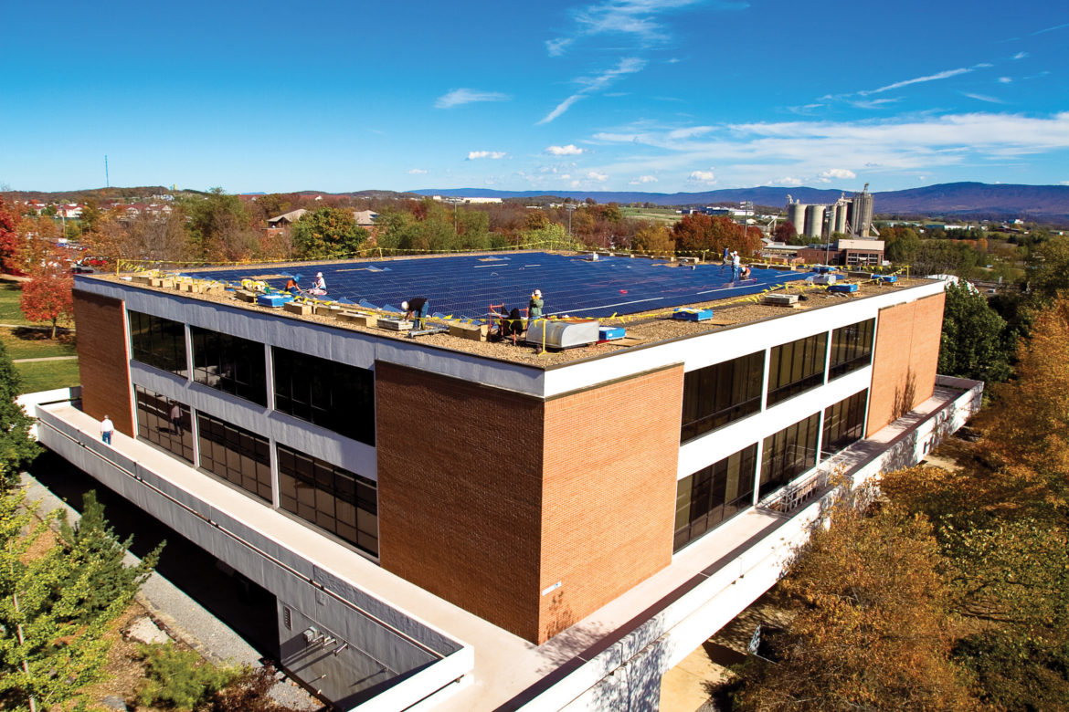 The Rise of University Microgrids