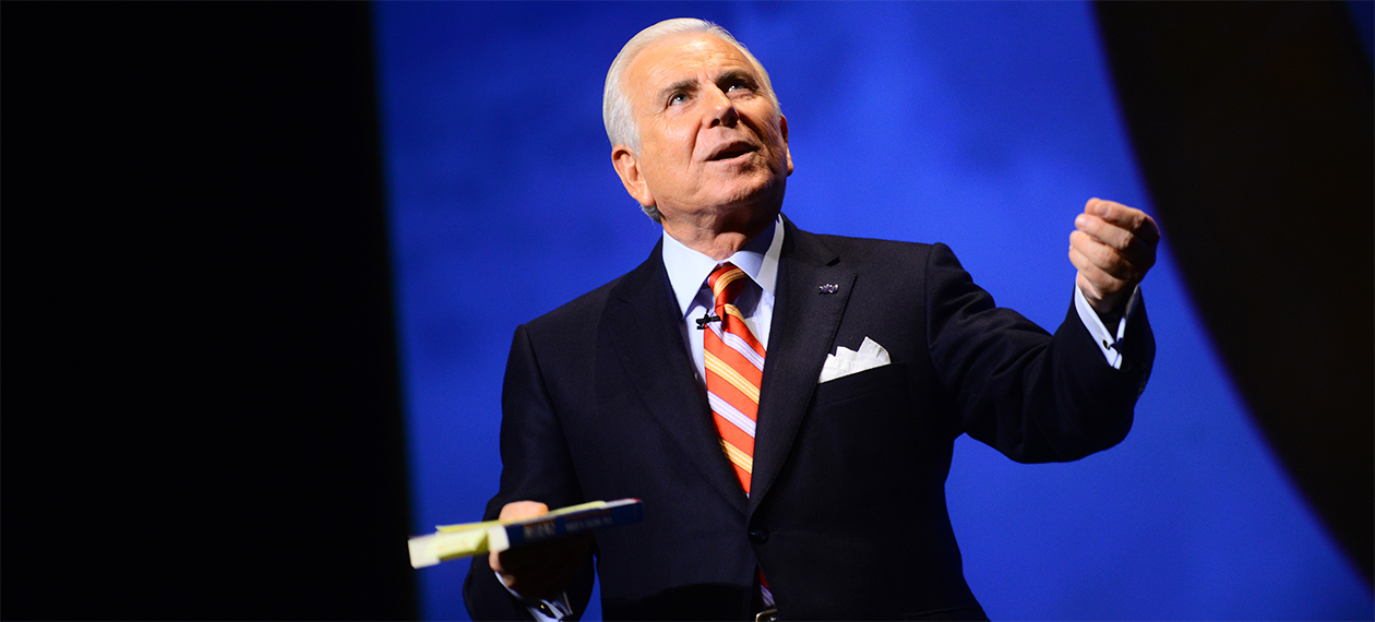Nido Qubein of High Point University to speak at Higher Ed Facilities Forum