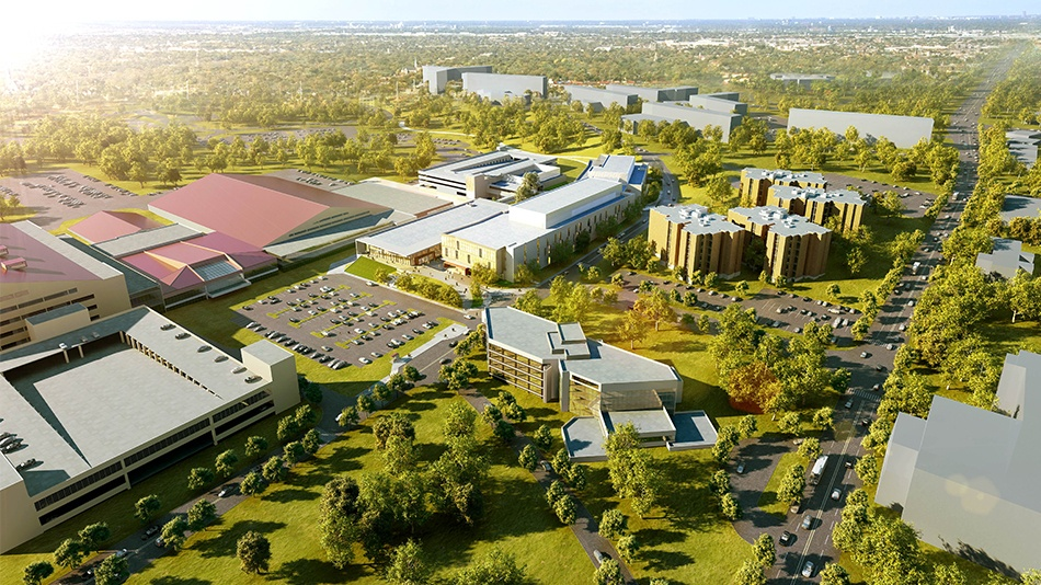 6 Things to Know About KU's $350M P3 Project