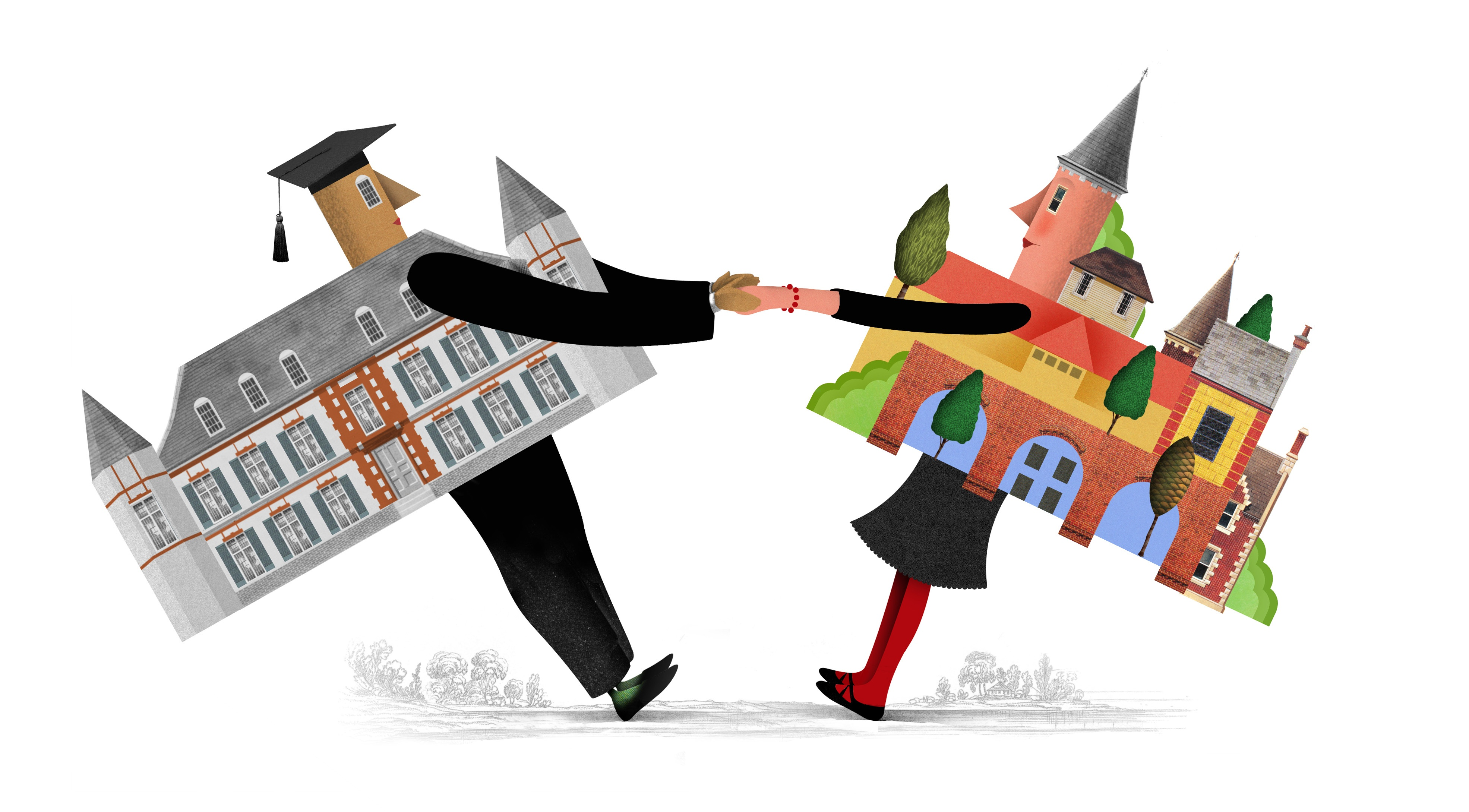 How Can Universities Strengthen Town-Gown Relations?